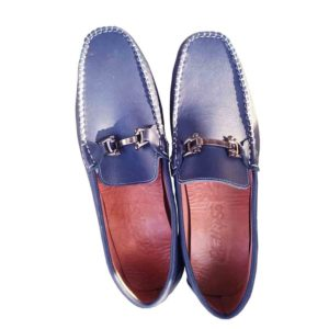 Men Blue Phillips Casual Loafers Shoe
