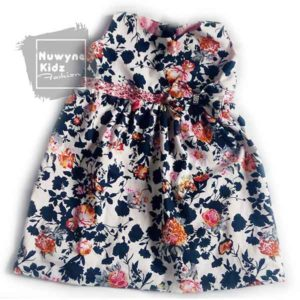 Nuwyne Kids Children Classic Floral Dress