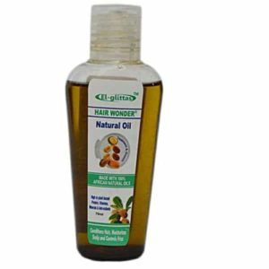 El-Glittas Hair Wonder African Natural Oil