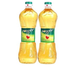 Power Oil Vegetable Cooking Oil-3 LITRES X 6 (1carton)