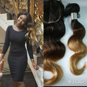 Women Body Waves Human Hair Weave