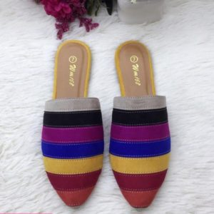 Stylish Women's Casual Flat Slippers