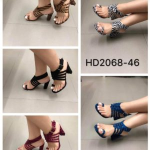 Ladies Unique Stock Sandals