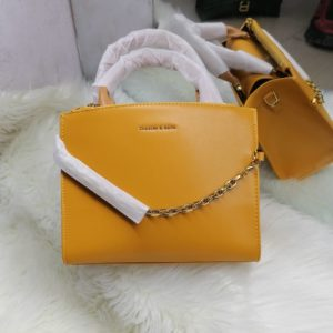 Charles and Keith Chain Hand Bags