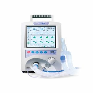GE Versamed iVent 201 ICU Medical Ventilator