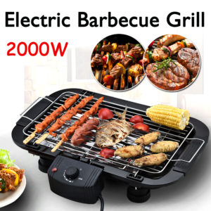 2000W Electric Barbecue Grill