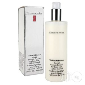 Elizabeth Arden Visible Difference 300ml Moisturizing Lotion