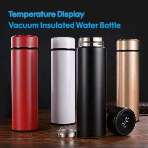 Temperature Display Vacuum Insulated Flask