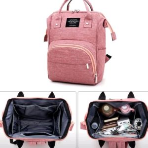 Multifunction Multi-Pouch Bag
