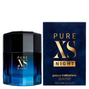 Paco Rabanne Pure XS Night EDP 100ml Perfume For Men