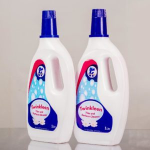 2pcs Twinkleen Tiles And Surface Cleaner