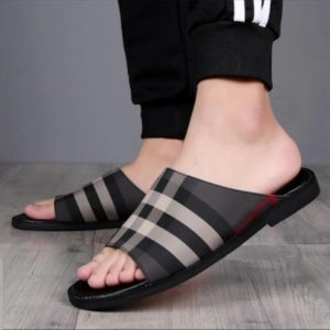 Men's Fashion Palm Slippers