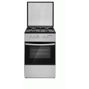 MAXI Gas Cooker 50 * 50 4B Basic Black Grey