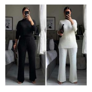 Ladies Top and Trouser Combo