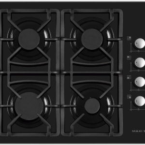 MAXI Gas Cooker 60* 60 Table Top T-840 4B black