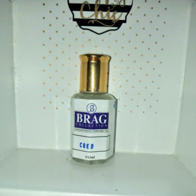 Brag Collection Cred Concentrated Perfume Oil 12ML