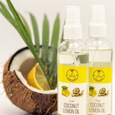 COCONUT LEMON OIL