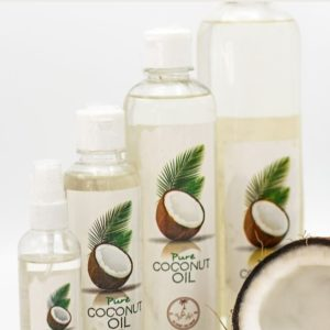 JAM ORGANIC COLD PRESSED COCONUT OIL