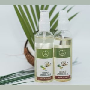 Coconut Lemongrass Oil