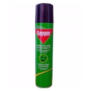 Baygon Crawling And Flying Insecticide 300 Ml
