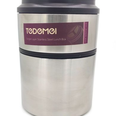 Todomoi Two Layer Stainless Steel Box
