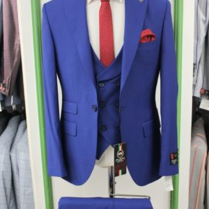 BALMIENCI ITALIAN 3 PIECE SUITS