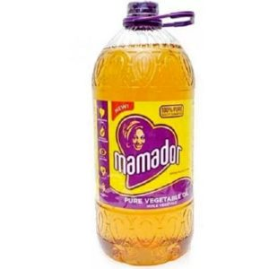 Mamador Vegetable Cooking Oil - 3.5 Liter