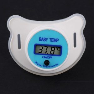 2-in-1 Pacifier Thermometer