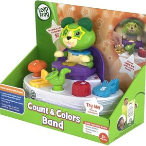 LeapFrog Scouts Count & Colours Band