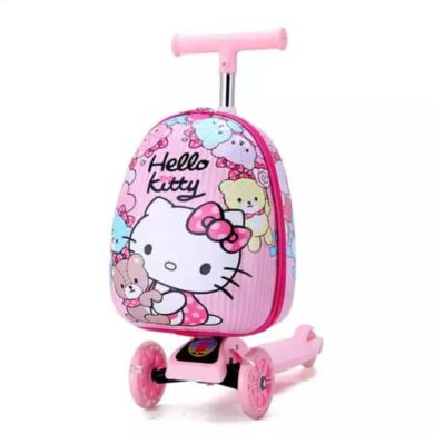 Kids Trolley Suitcase Luggage Bag