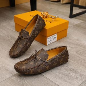 Men's Loafers By Louis Vuitton