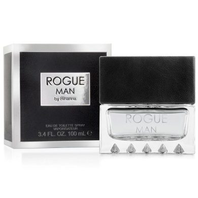 Rihanna Rogue Man EDT 100ml For Men
