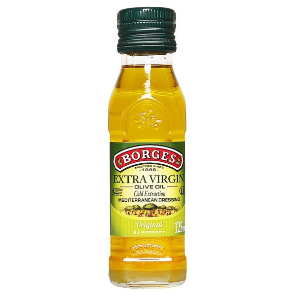 Borges Extra Virgin Olive Oil 125ML X 24