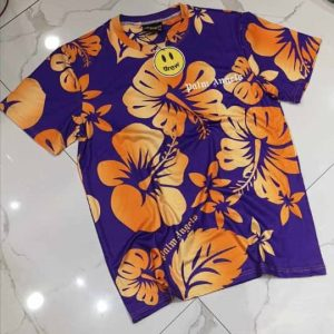 PALM ANGELS SHORT SLEEVE SHIRT