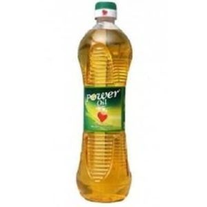 Power Oil Vegetable Cooking Oil - Single or 75cl X 12
