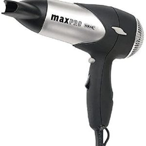 Wahl Hairdryers for Women Max Pro Hair Dryer, Compact, Lightweight Hairdryer 1800W