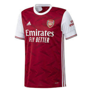 ARSENAL EMIRATES FLY BETTER TOP JERSEY