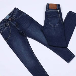 Stock Jeans for Kids Made in Turkey
