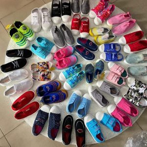 UNISEX KIDDIES SNEAKERS, KITOS, AND SHOES