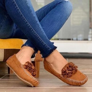 WOMEN CASUAL FLAT SHOE