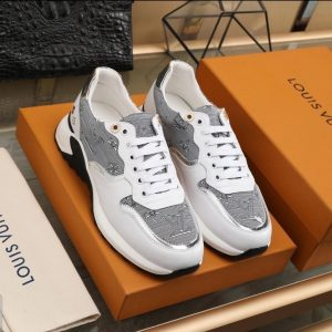 Silver Lining New Edition LV Luxury Sneakers