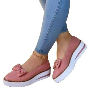 CAUSAL FEMALE LOAFERS