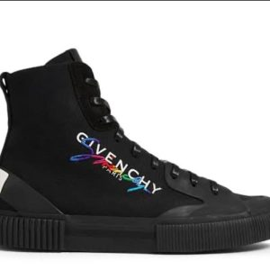 GIVENCHY PARIS BOOT SNEAKERS