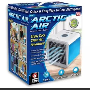 ARCTIC AIR COOLER, MINI AC WITH USB CORD