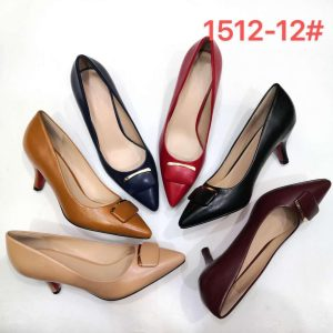 WOMEN'S LOW HEEL SHOES