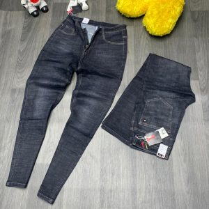 MEN'S NON FADED BLUE JEANS