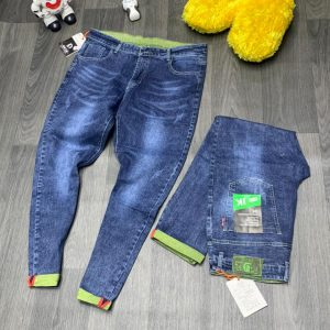 Quality Men's Casual Slim Fit Jeans