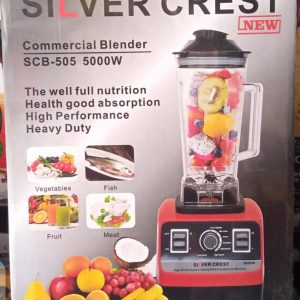 Silver Crest HEAVY DUTY POWER BLENDER (5000W)