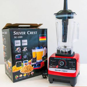 SILVER CREST MULTIFUNCTIONAL BLENDER ROBOT 3000WATT