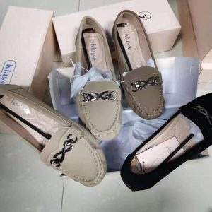 LADIES CASUAL FLAT COOPERATE SHOE